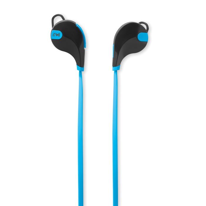 Cadeau publicitaire - Écouteurs publicitaires Bluetooth sport Rockstep