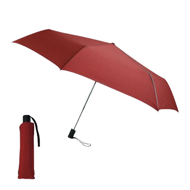 parapluie promotionnel écologique - rouge