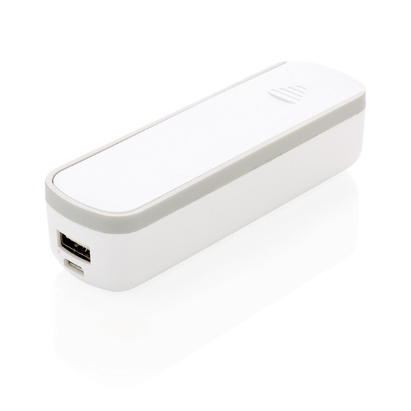 Batterie de secours personnalisable Storage - chargeur promotionnel