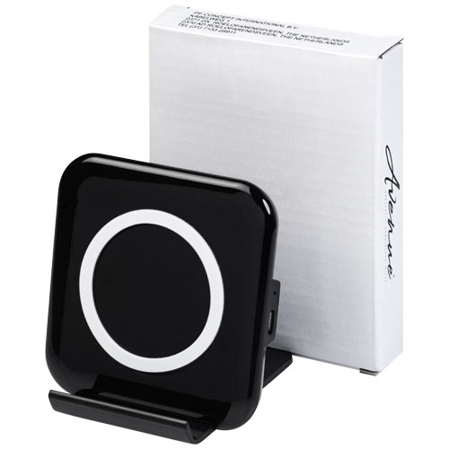 chargeur sans fil publicitaire catena - objet publicitaire high-tech