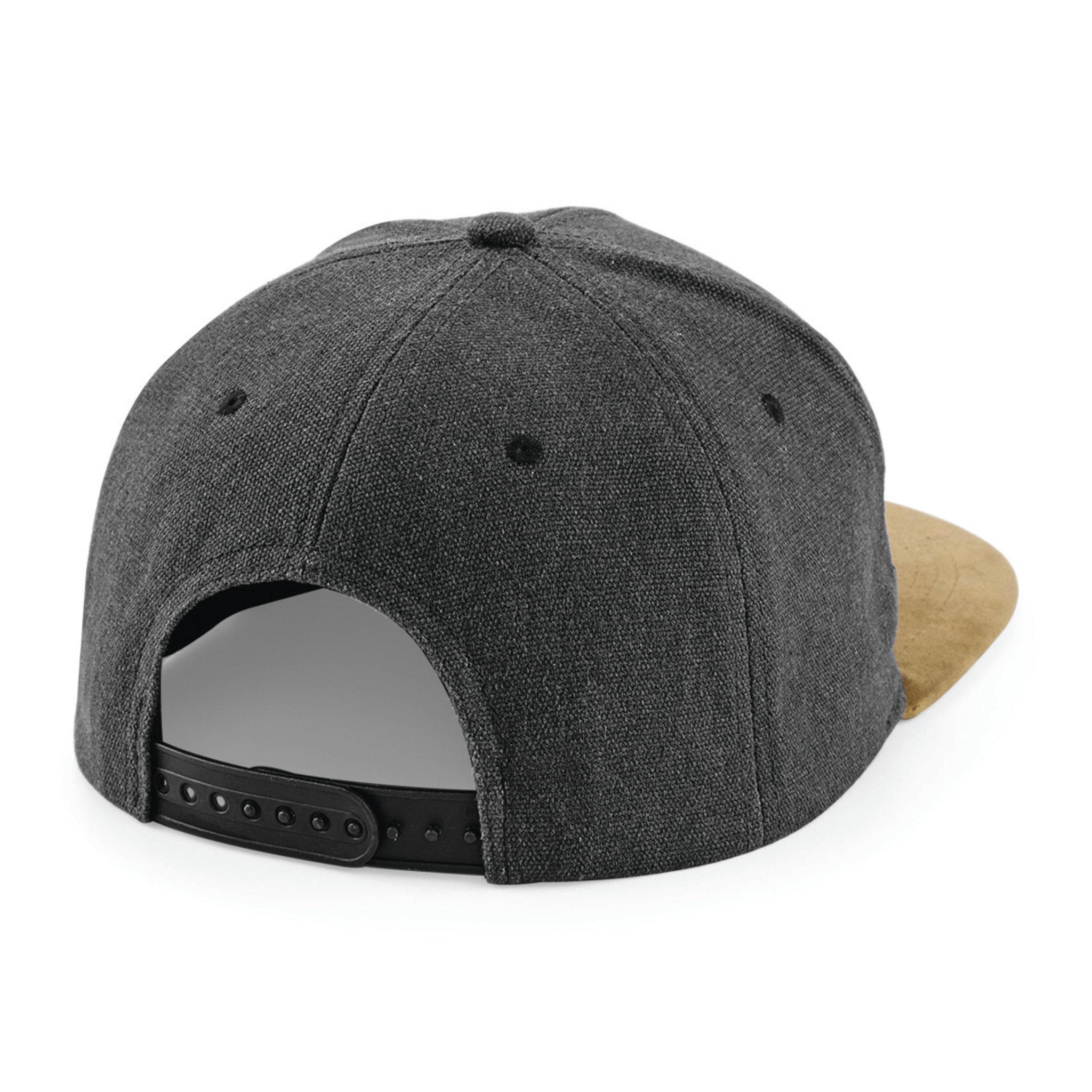 Casquette publicitaire Snapback - casquette personnalisable