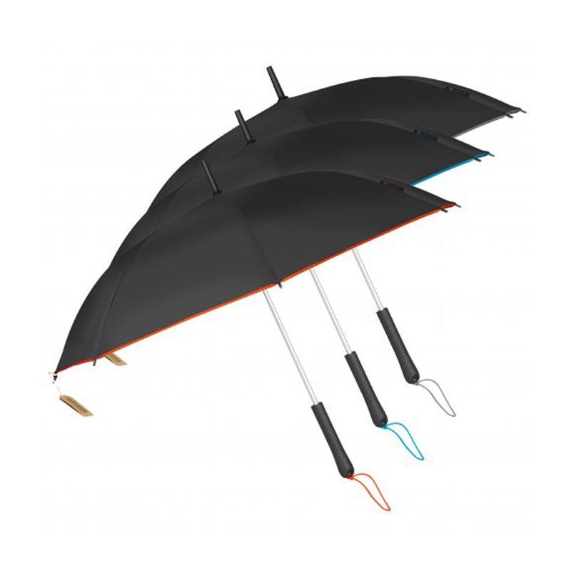 Parapluie publicitaire golf tempête RSTORM