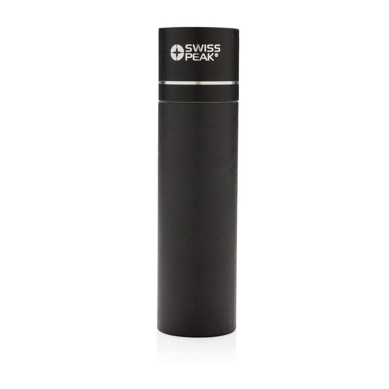 Parure de stylos personnalisables Swiss Peak Deluxe - cadeau publicitaire high-tech