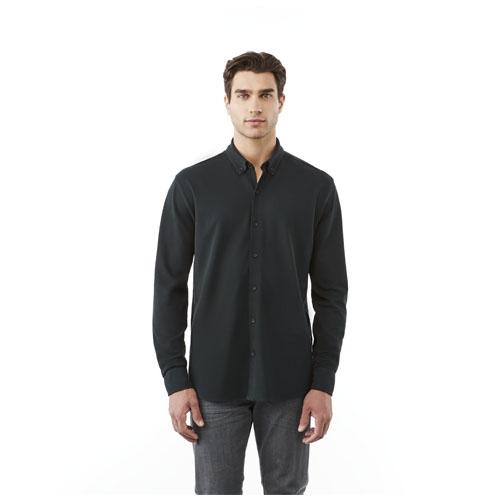 Chemise pour homme publicitaire Bigelow - chemise entreprise marquage logo