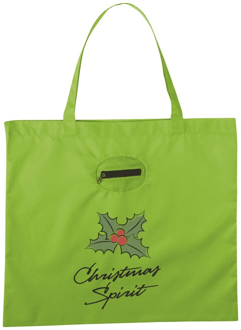 Sac shopping publicitaire pliable Supply - sac personnalisable