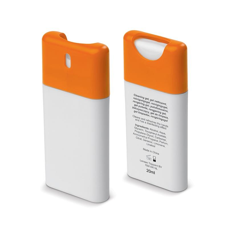 Spray nettoyant pour les mains Now - bleu