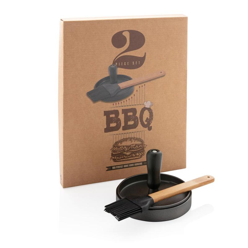 Ustensiles personnalisables pour barbecue Hamburger