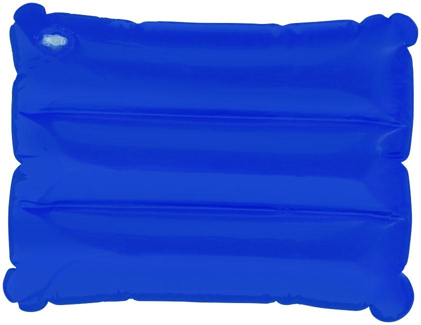 Objet publicitaire pour l'été - Oreiller gonflable Wave - bleu