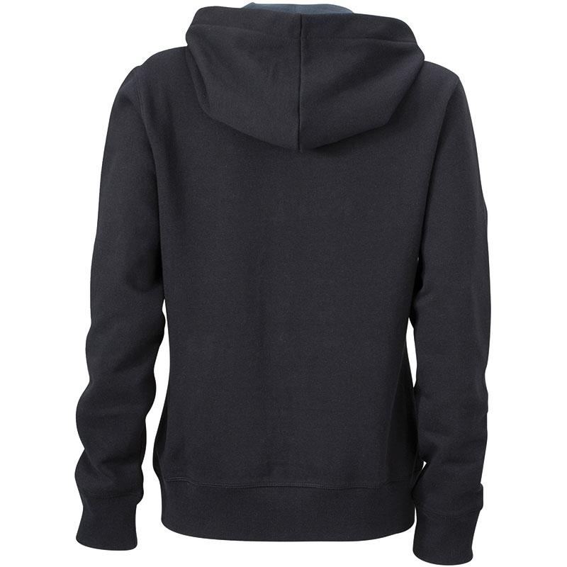 Cadeau d'entreprise - Sweat-shirt personnalisable à capuche Femme Jess