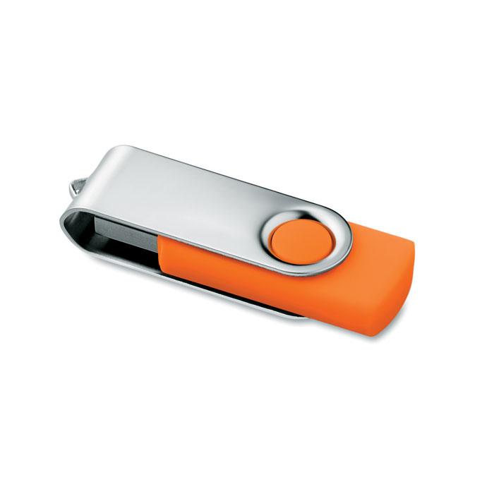 Clé USB publicitaire flash 4GoTechmate - rouge