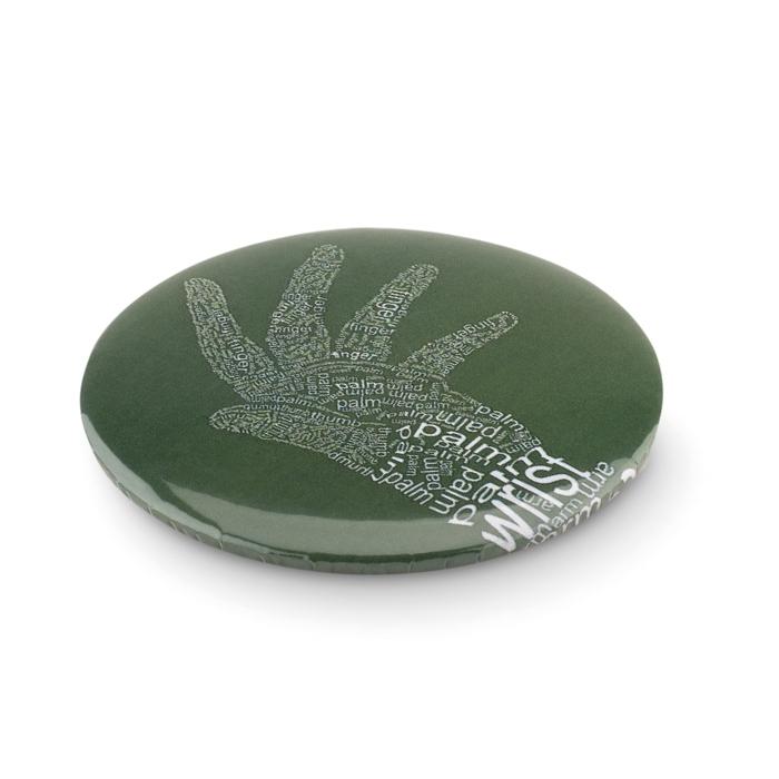 Goodies salons - Magnet personnalisé en métal et décapsuleur Pin Opener