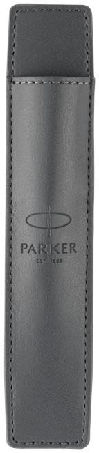 Stylo publicitaire Jotter Royal Blue avec pochette, une édition spéciale de la marque Parker