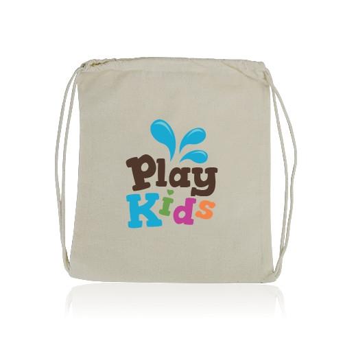 Sac à dos publicitaire pour enfant Quadribag - tote bag publicitaire