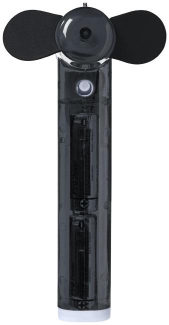 Brumisateur de poche et ventilateur Fiji - noir