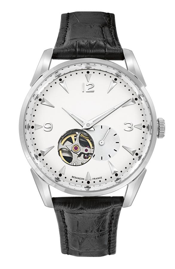 Montre publicitaire horloger Cœur Battant - cadeau d'entreprise