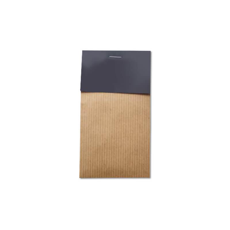 Cadeau d'entreprise écologique - Sachet de graines Kraft brun