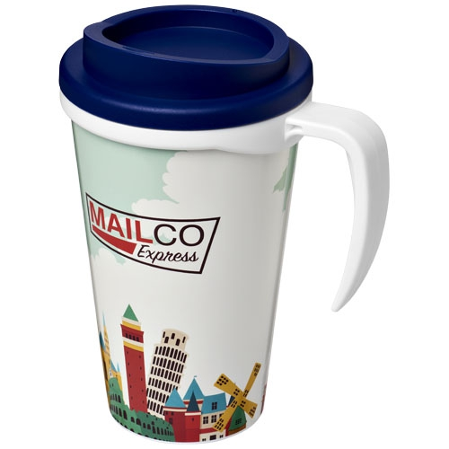 Cadeau publicitaire - Mug isotherme publicitaire Brite-Americano® grande 350 ml