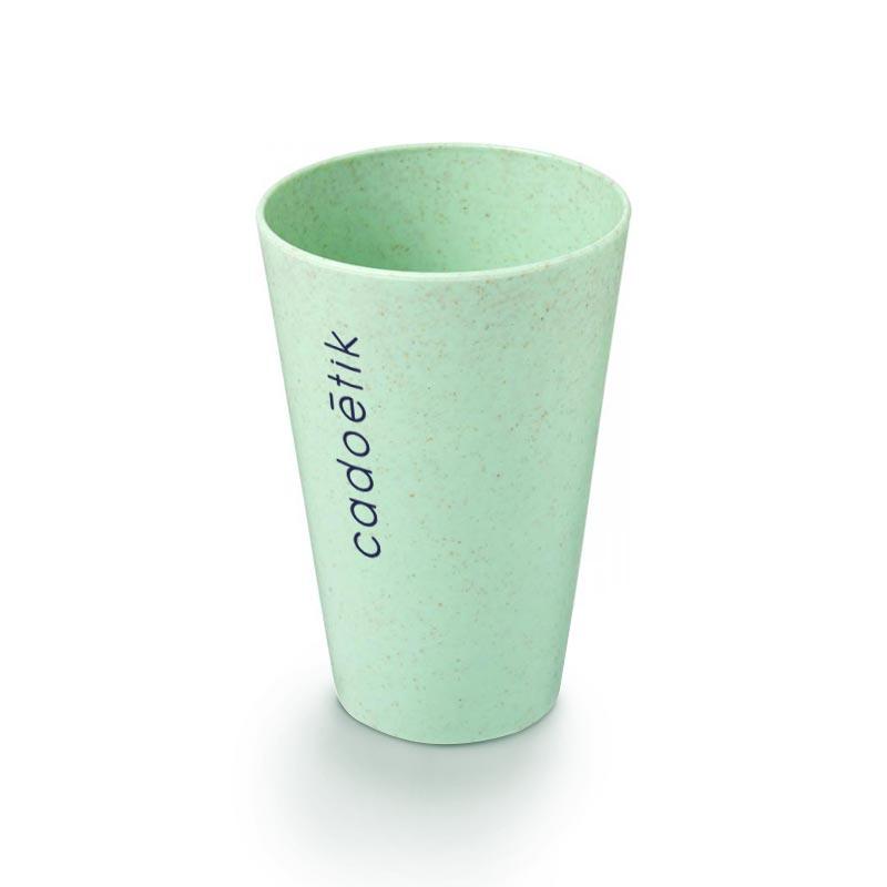 Gobelet réutilisable en paille de blé Gila - Goodies