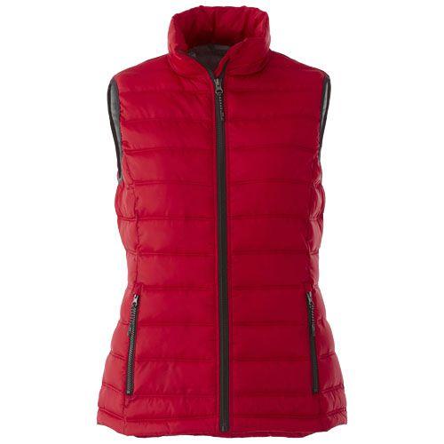 Textile personnalisé - Bodywarmer personnalisé matelassé femme Mercer