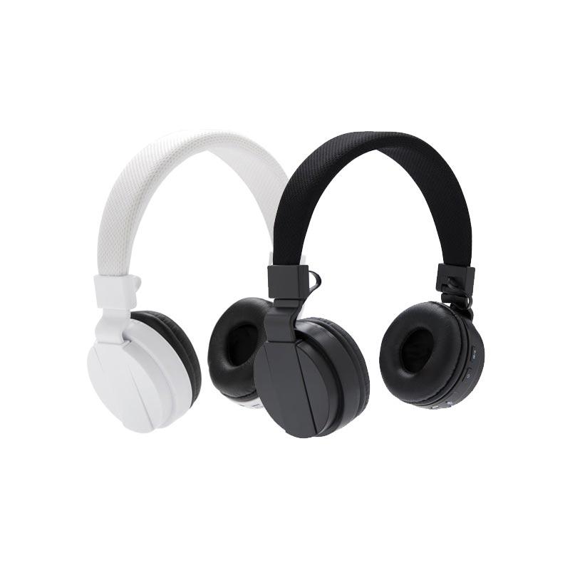Casque Bluetooth pliable Woh