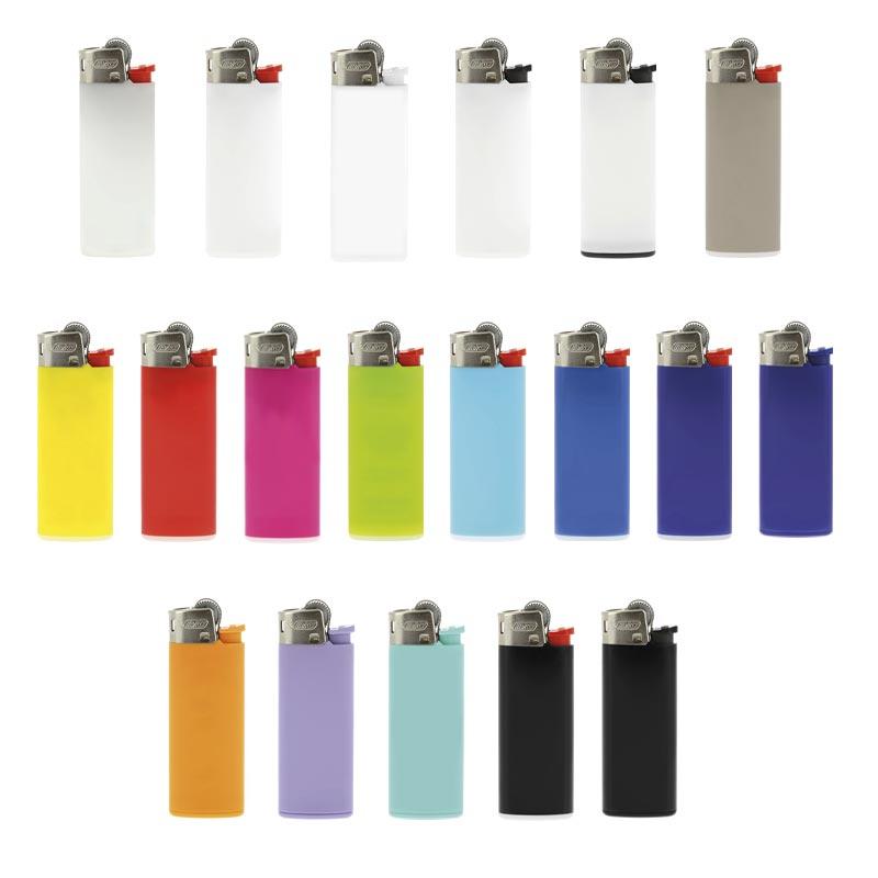 Briquet personnalisable Bic® J25 Standard blanc - coloris disponibles