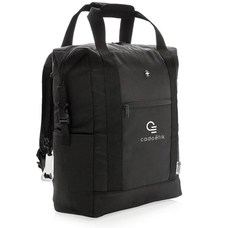 Grand sac isotherme publicitaire XXL Swiss Peak SuperMeal