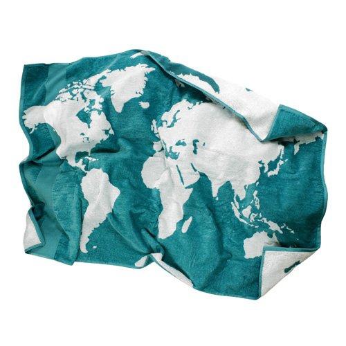 Drap de bain publicitaire écologique en coton bio - Cadeau d'entreprise