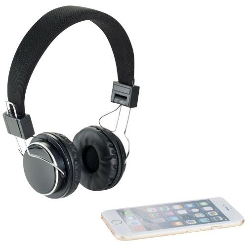 Casque audio publicitaire Bluetooth Tex - Cadeau d'entreprise