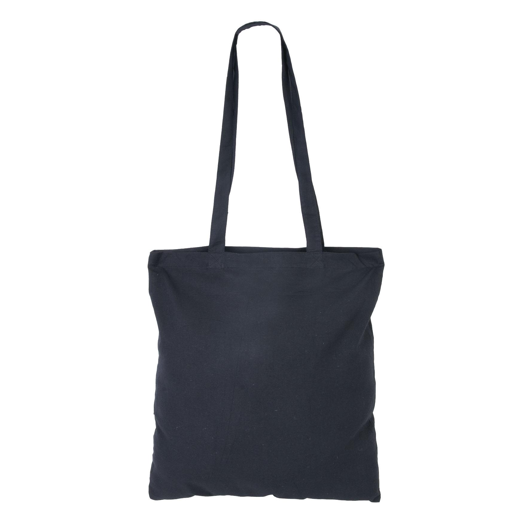 Sac shopping publicitaire coton Maria - sac shopping personnalisable - vert