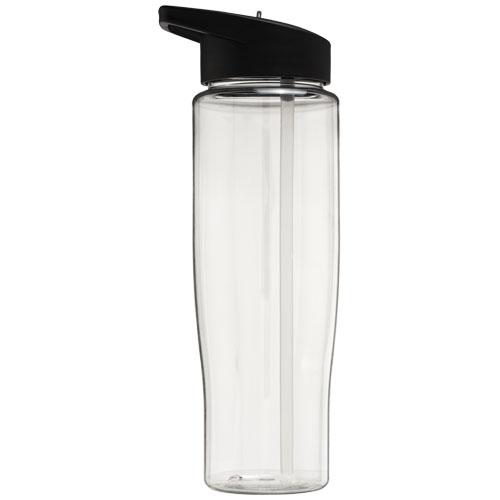 Gourde de sport publicitaire H2O Tempo® 700 ml avec couvercle à bec verseur - Cadeau d'entreprise