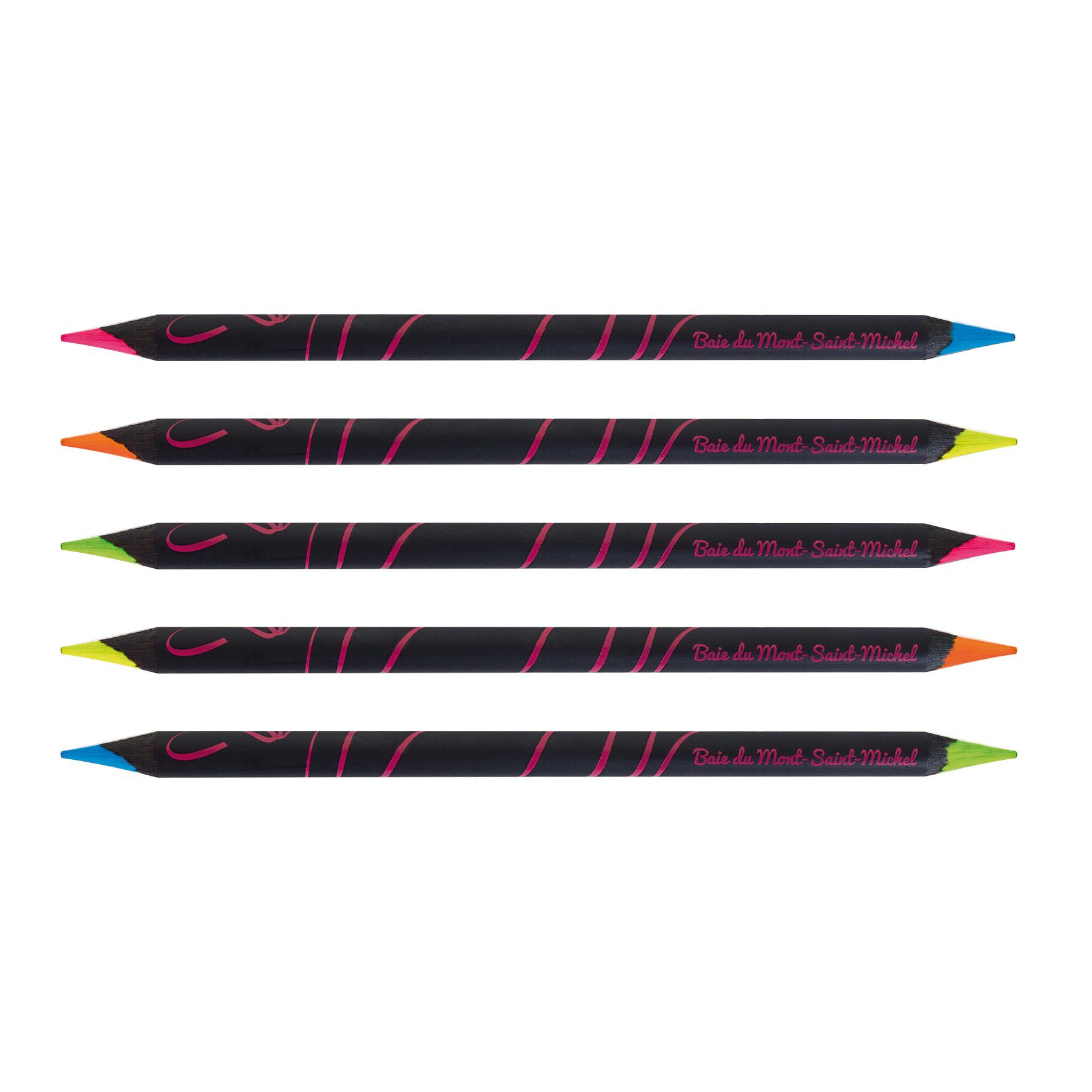 crayon fluo surligneur publicitaire - objet publicitaire made in france