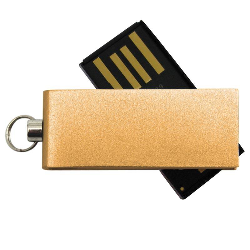 Clé USB publicitaire Twist - Cadeau d'entreprise