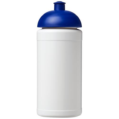 Gourde sport publicitaire Baseline® Plus 500 ml avec couvercle dôme - Cadeau promotionnel