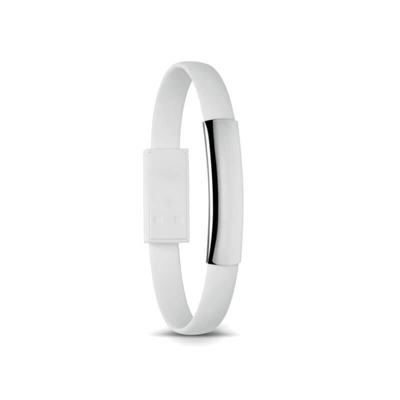 Bracelet câble micro USB Cablet
