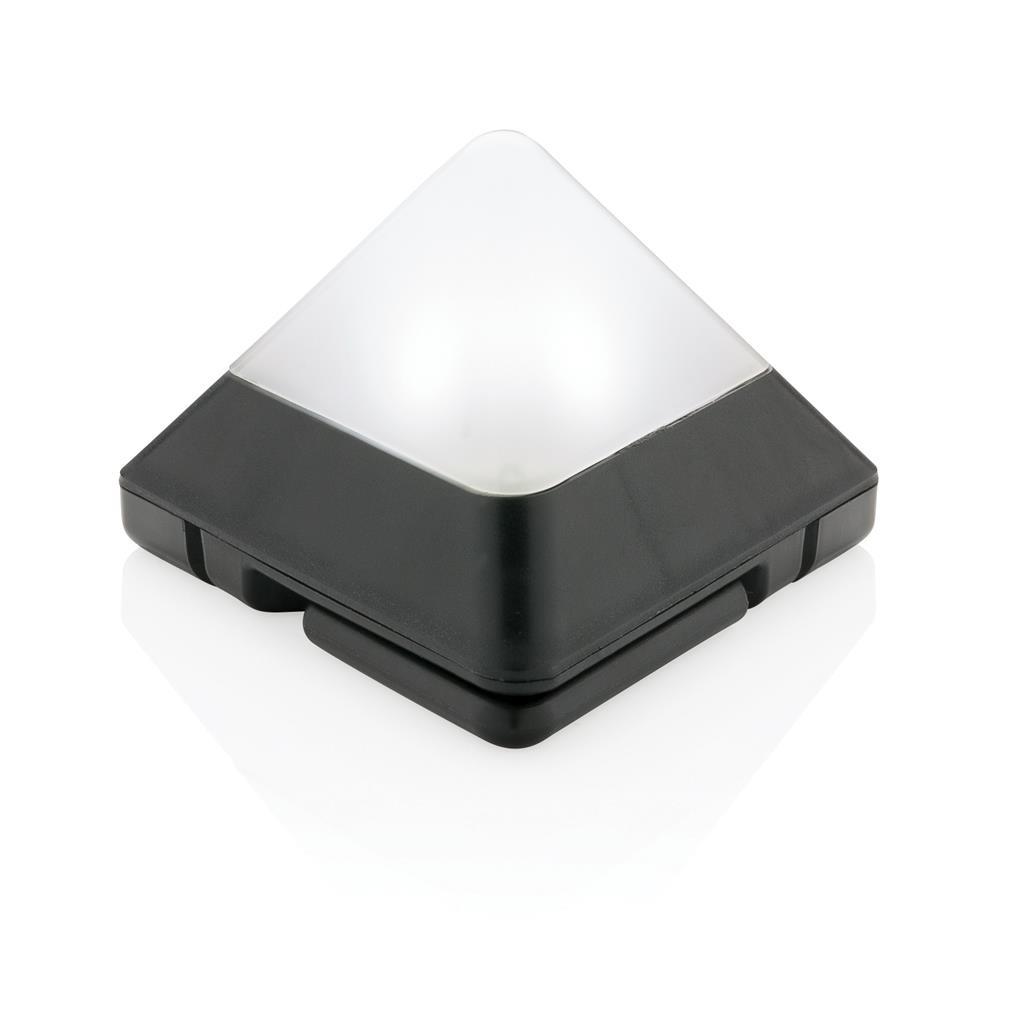 objet publicitaire - Mini lampe publicitaire triangulaire Pils