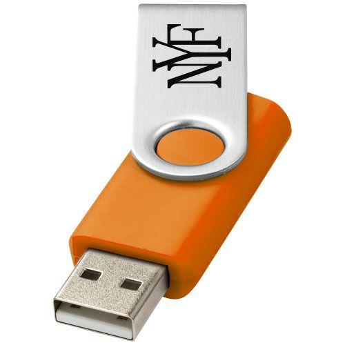 Objet publicitaire - Clé USB publicitaire Rotative 2Go