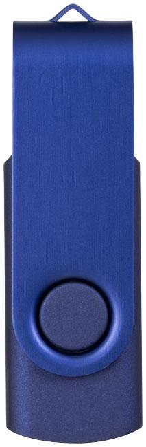 Clé USB publicitaire Métallique rotative - vert