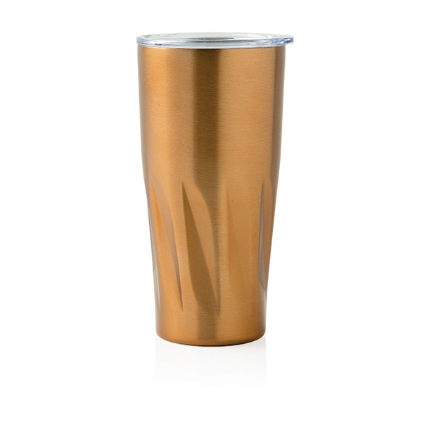 Mug personnalisé en cuivre Twist - Cadeau d'entreprise