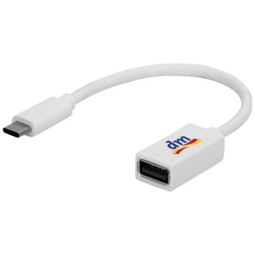 Goodies high-tech - Câble USB de type C - Objet publicitaire