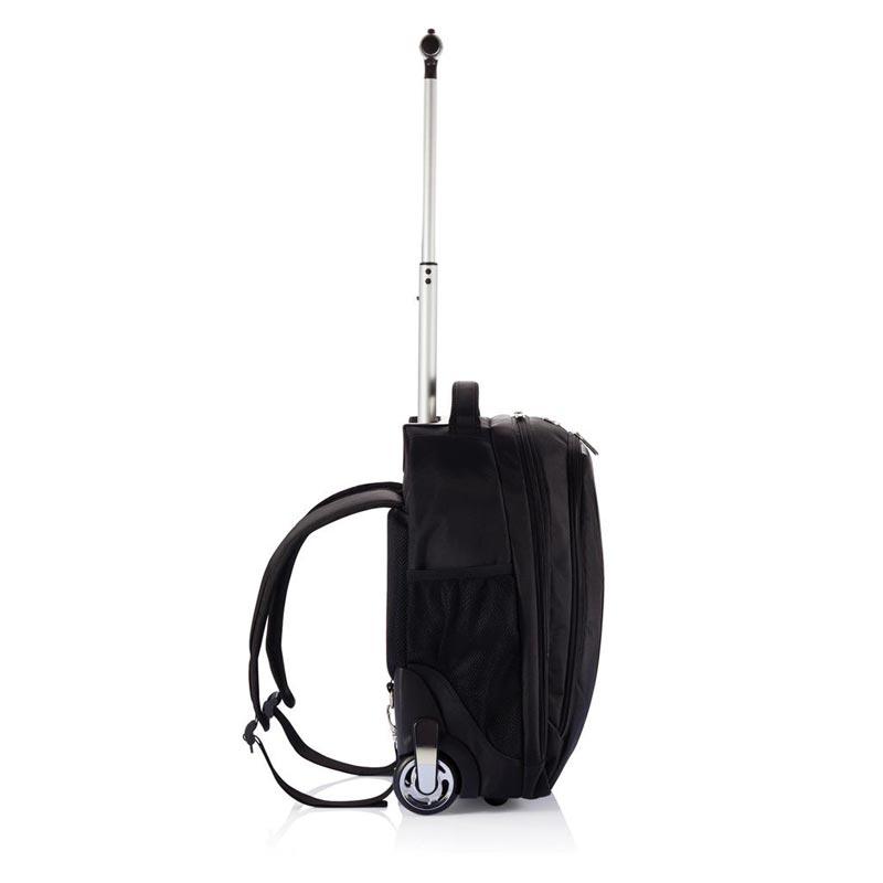 Sac à dos et valise trolley 2-en-1