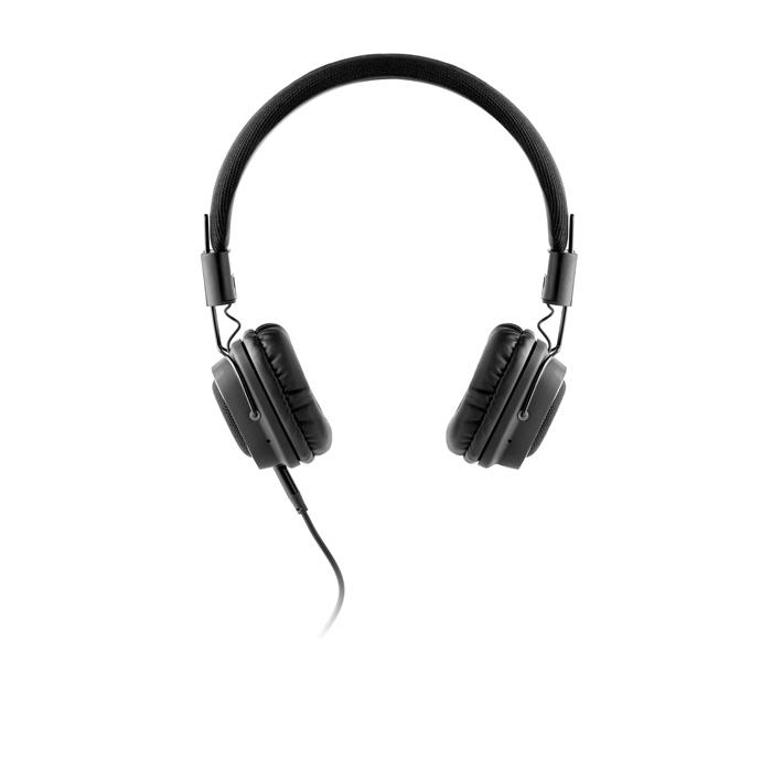 Cadeau publicitaire - Casque vintage Bluetooth® personnalisé Rhythm
