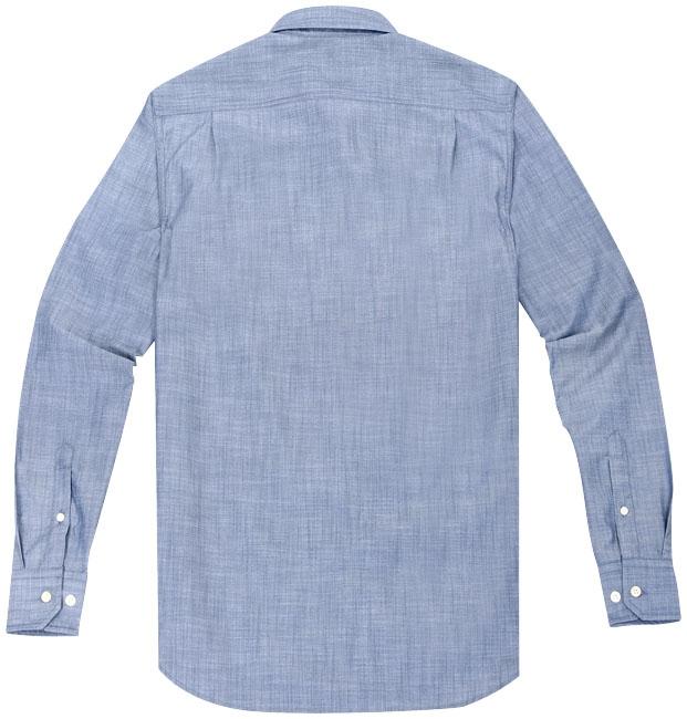 Chemise personnalisée homme Lucky - Objet publicitaire textile