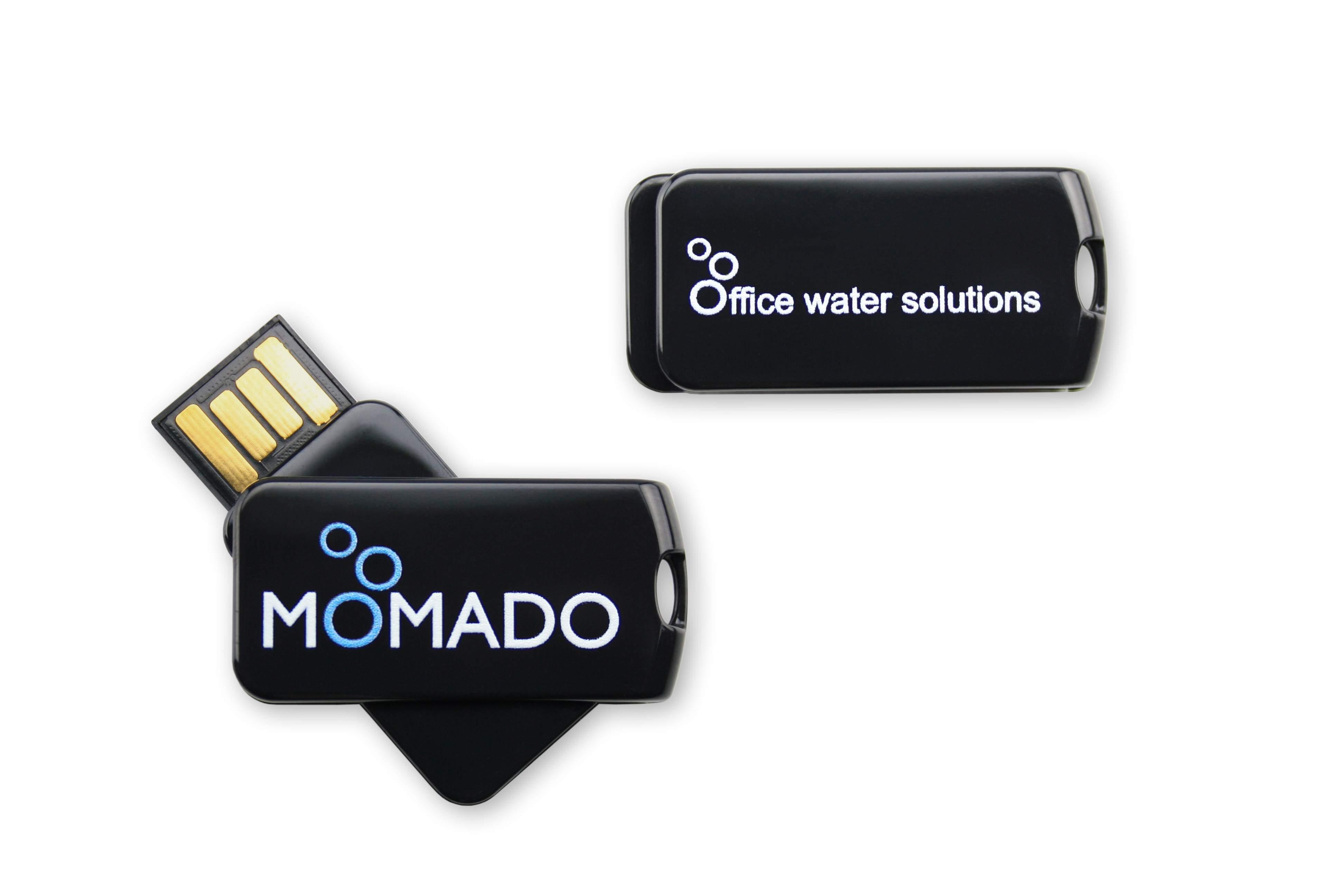 Cadeau d'entreprise - Clé USB publicitaire Smart Twist