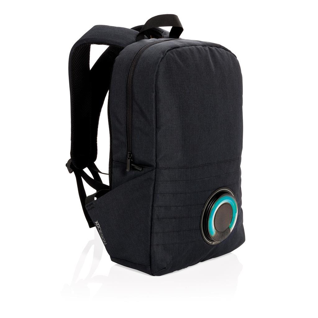 Sac à dos publicitaire Party-Goer - sac à dos pour ordinateur publicitaire