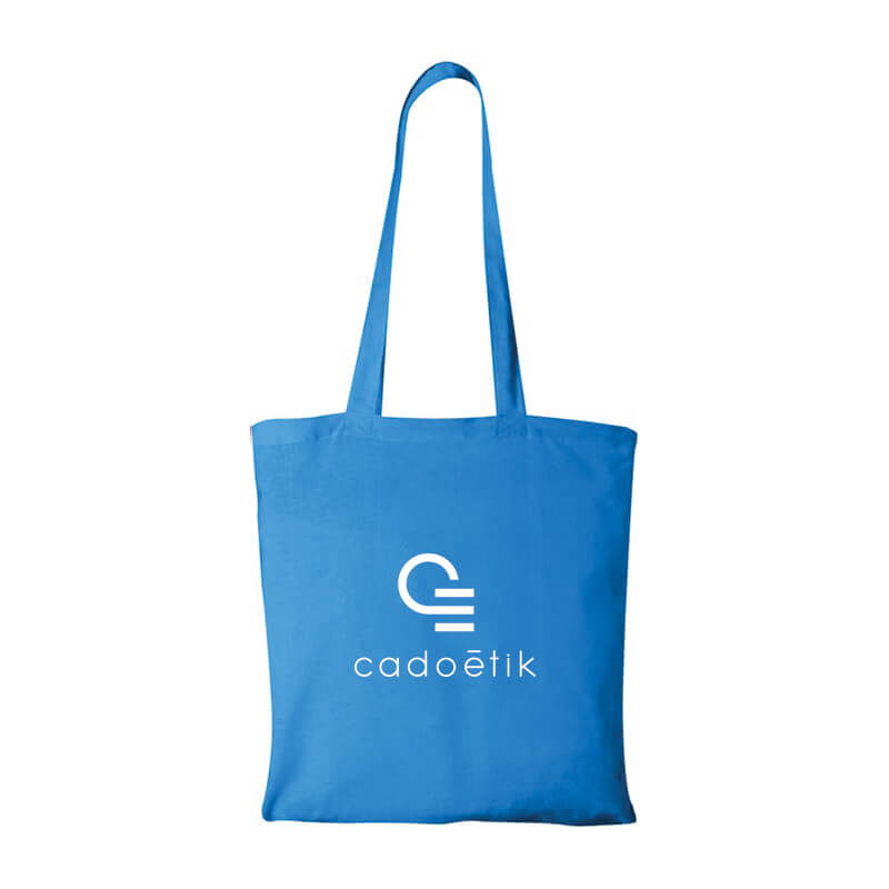 Tote bag coton Carolina - kaki