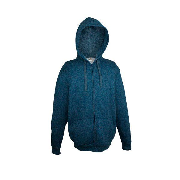 Sweat-shirt personnalisé pour femme Amsterdam bleu