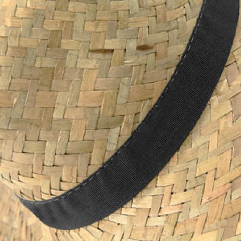 Chapeau de paille personnalisable Doulos