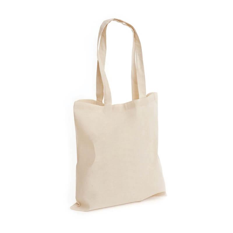Goodies green - Tote bag Coton 160G Madurai Ecru