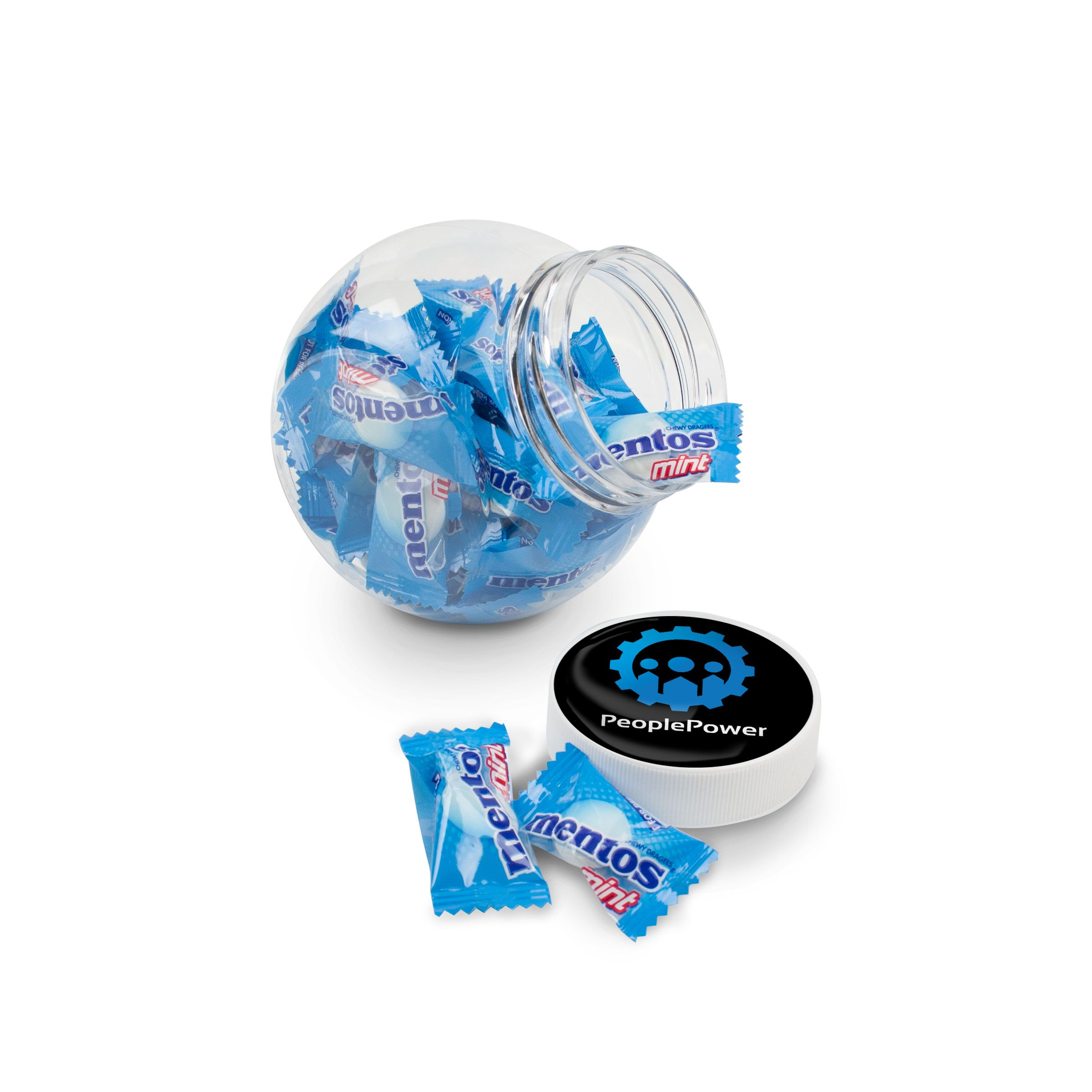 Boîte de bonbons Mentos