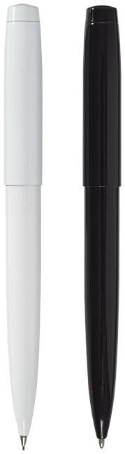 Parure stylos et bloc-notes publicitaires Verseau avec stylo bille et portemine